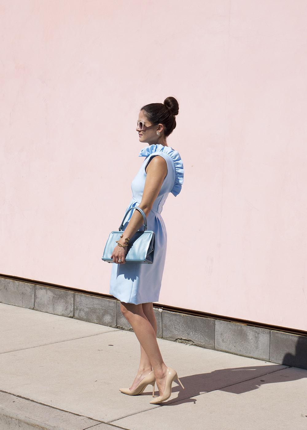 Blue Bridesmaid Dress Options