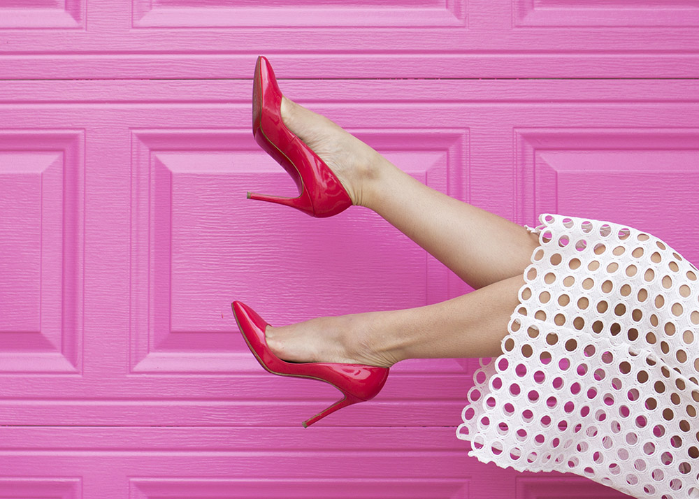 Christian Louboutin Pigalle Pink