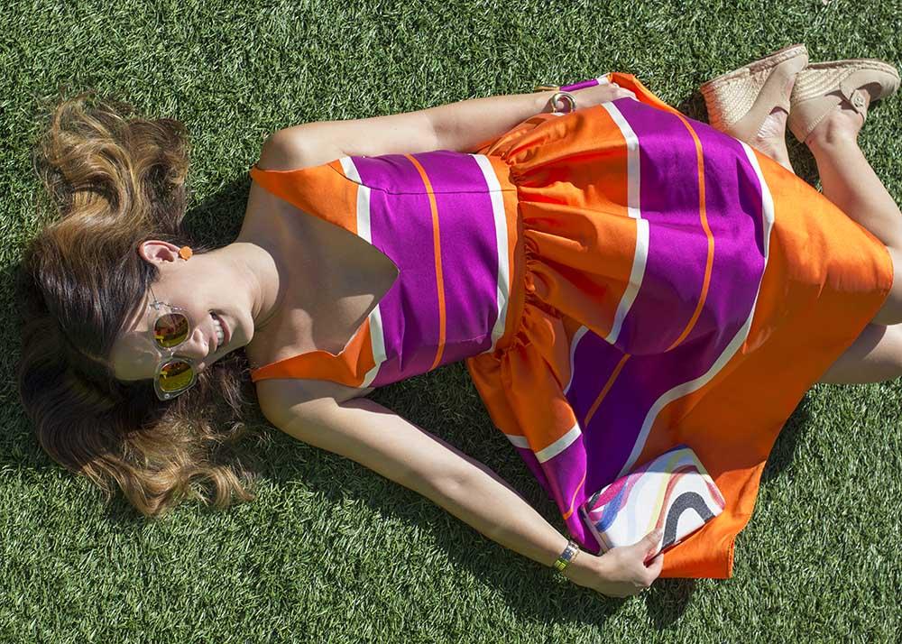 By Smith Waldorf Dress
