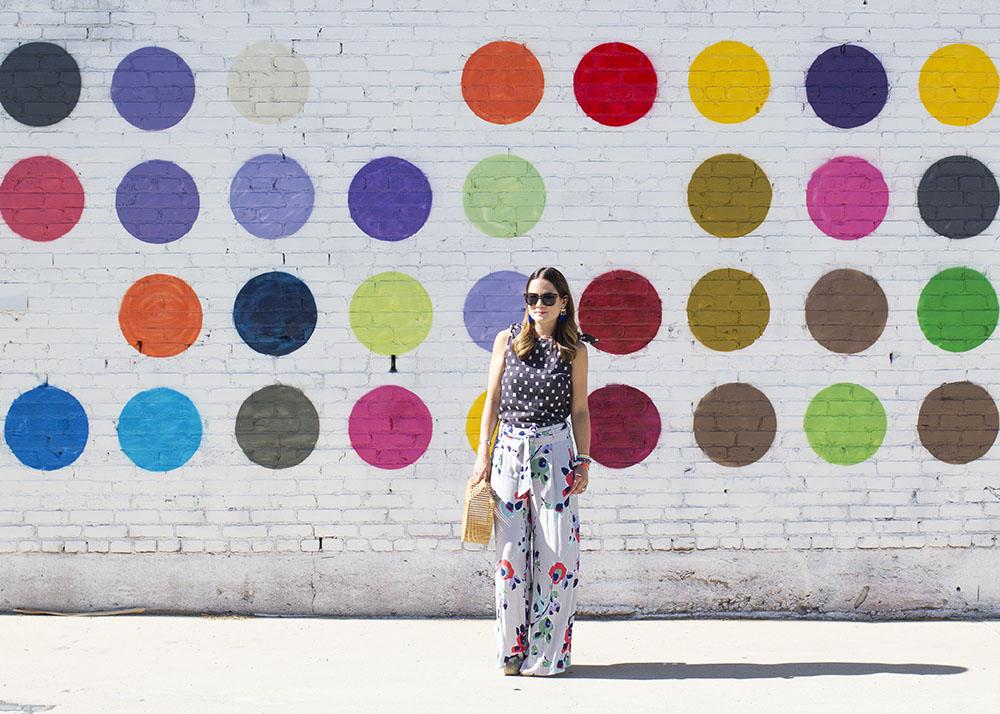 Polka Dots Los Angeles