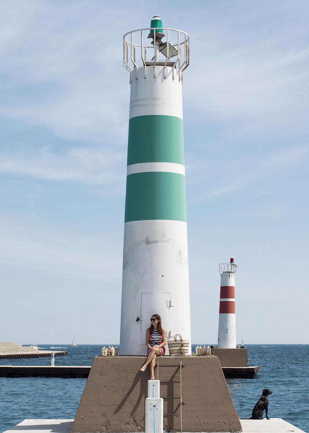 Chicago Lighthouse Photoshoot