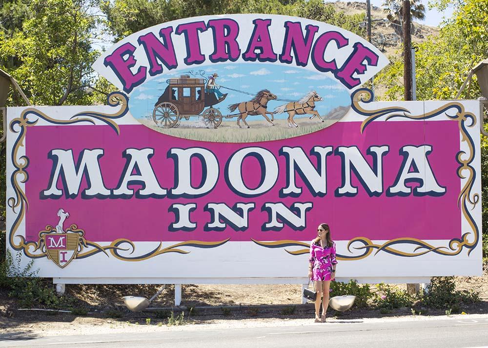 Madonna Inn California
