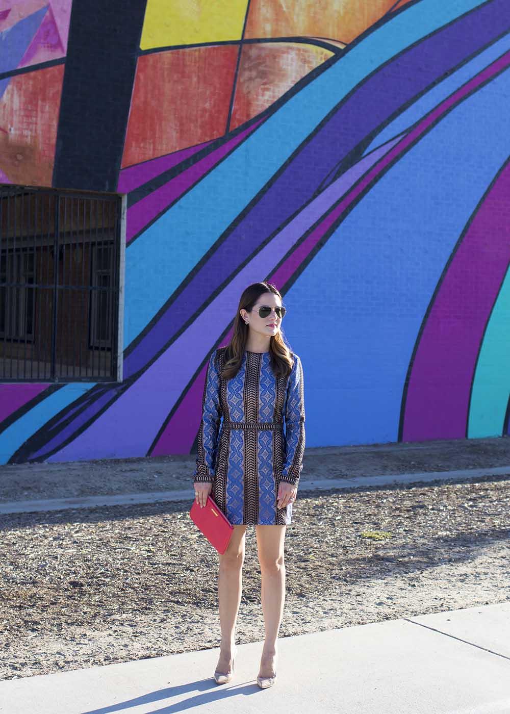 Los Angeles Street Art Mural