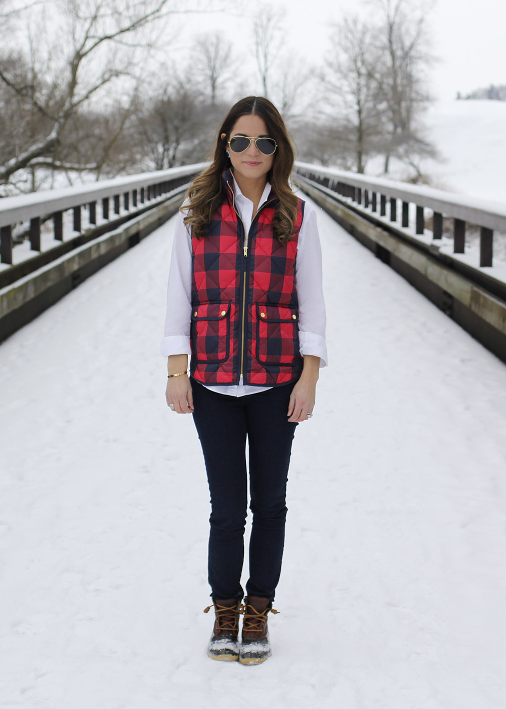 Cold Weather Outfit