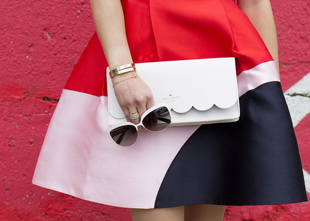 Kate Spade Clutch Sunglasses