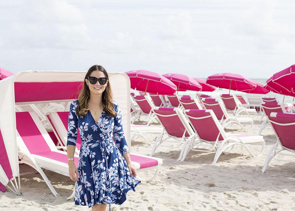 South Beach Miami Blogger