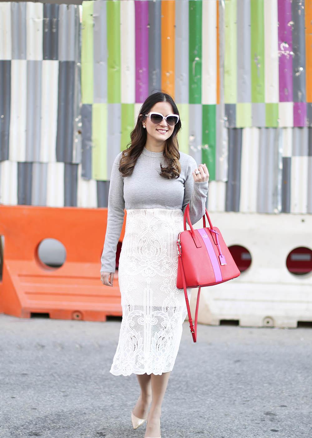 Street Style Blogger Brooklyn
