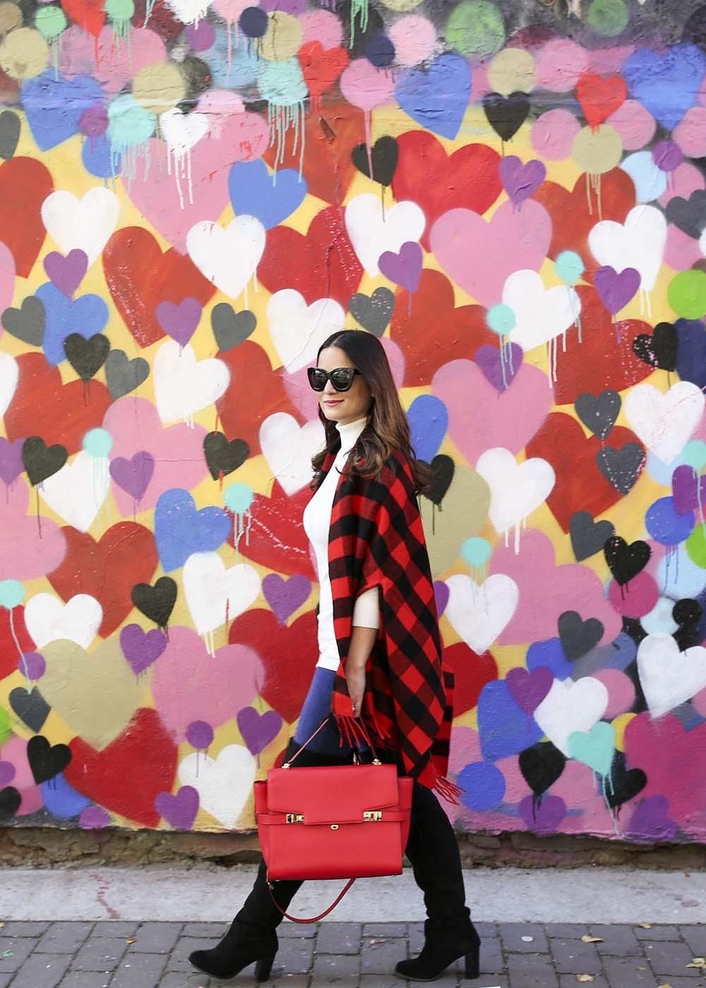 New York Hearts Wall