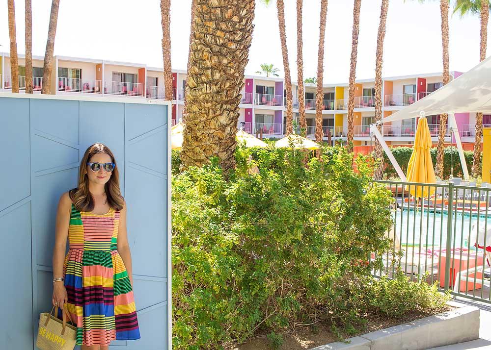 Saguaro Palm Springs Blogger