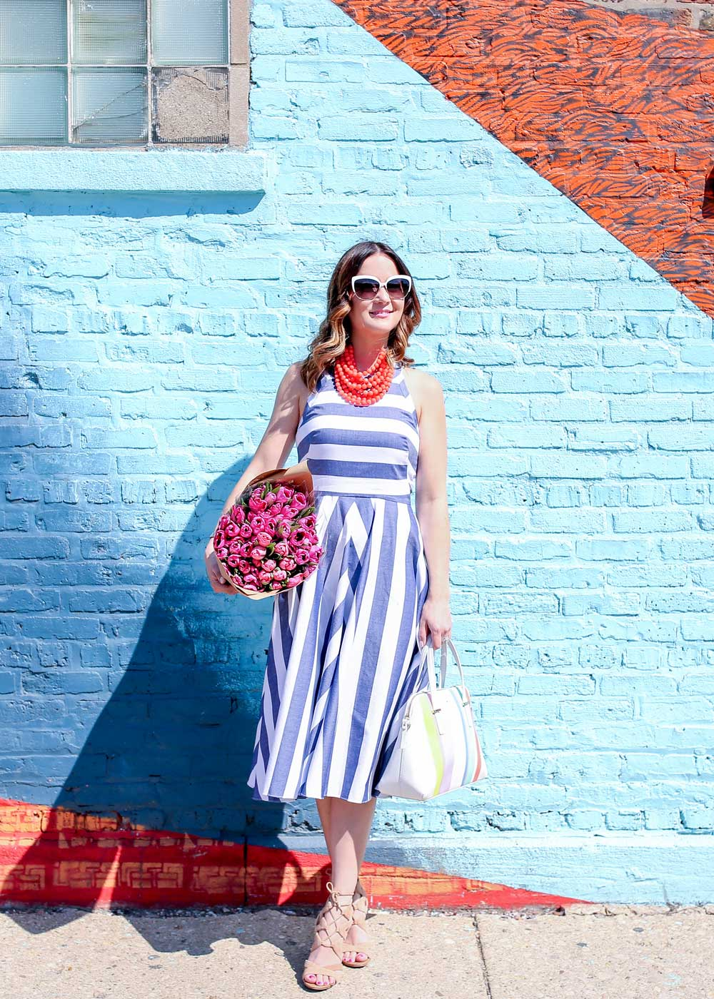 Nordstrom Stripe Dress