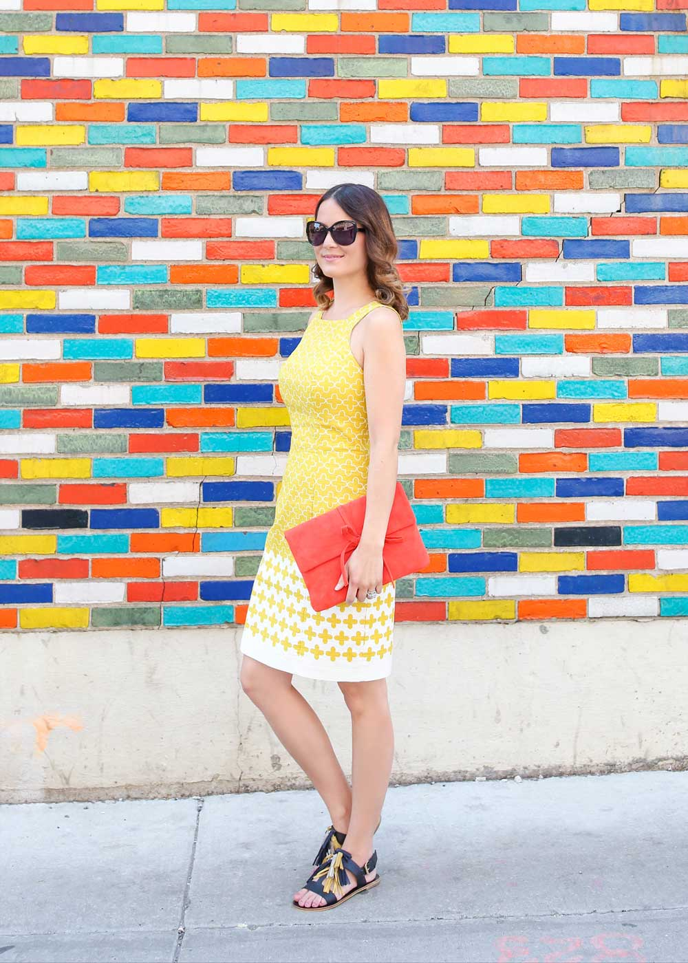 Colorful Chicago Blogger