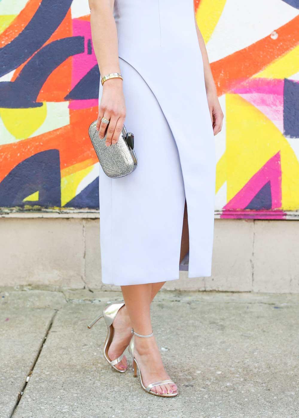 Asymmetrical Dress Bodycon
