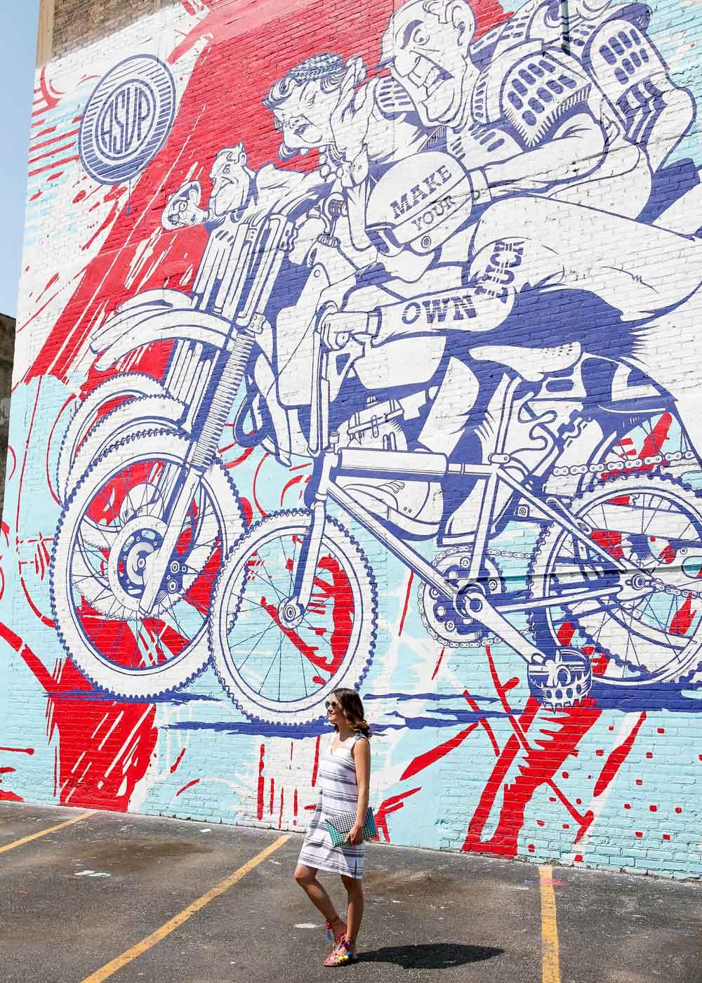 ASVP Mural Chicago