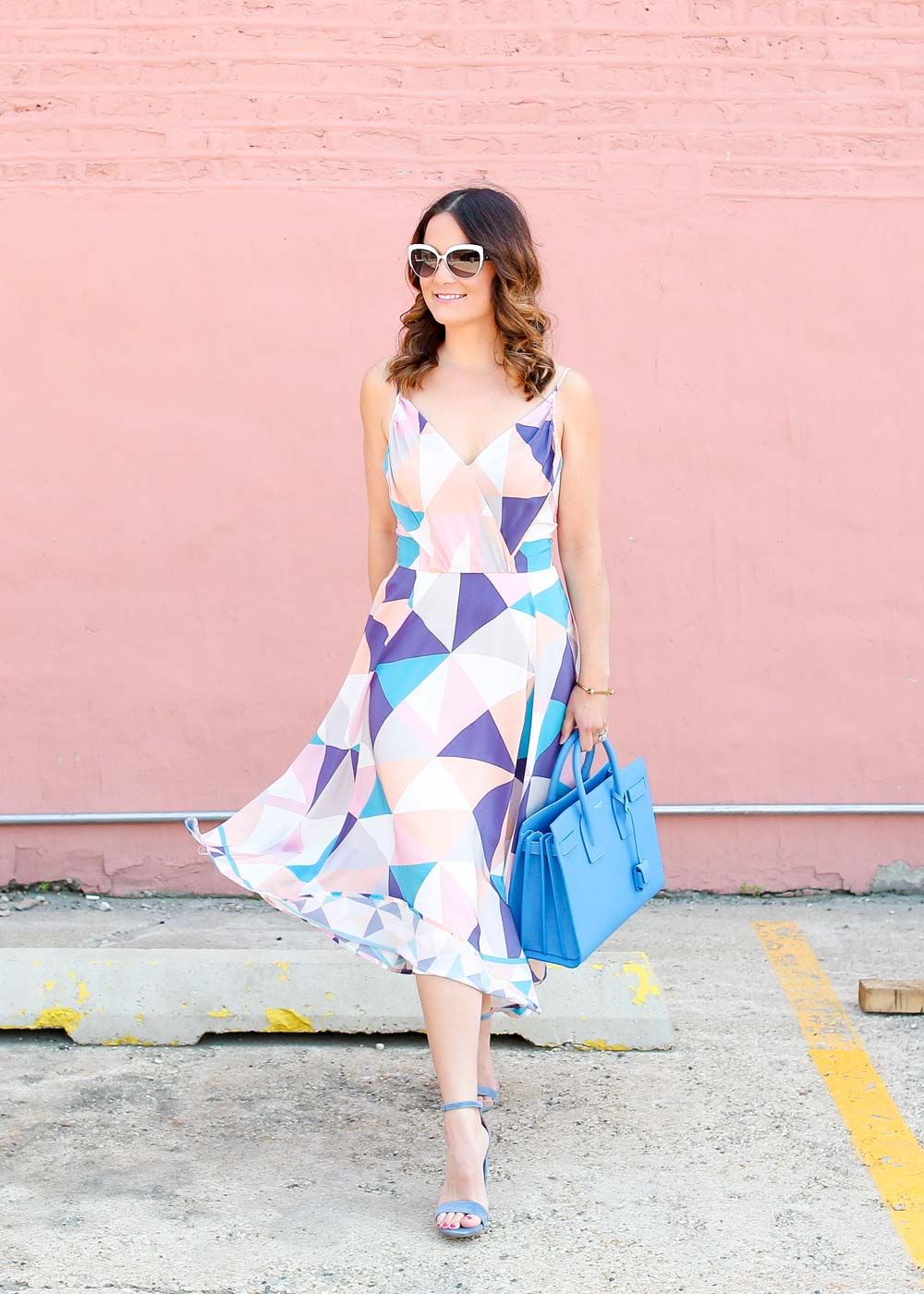 Yumi Kim Silk Dress