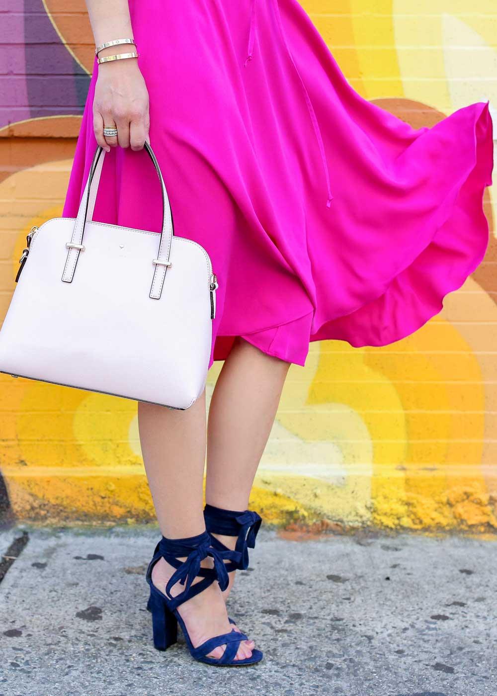Kate Spade Cedar Street Maise Bag Pink