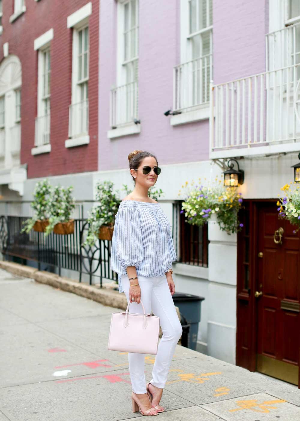 New York Street Style Blogger