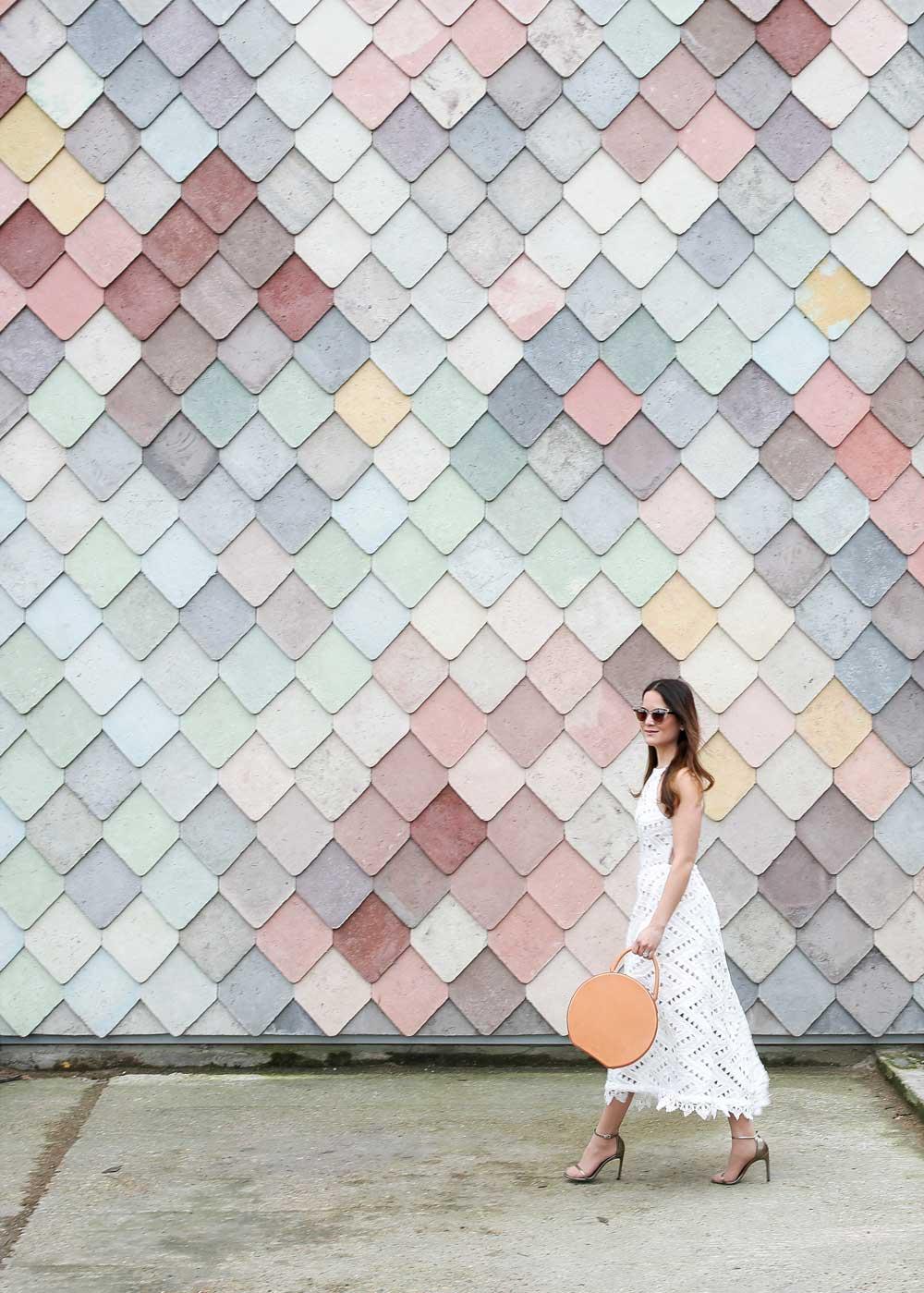 Colorful Tile Wall London