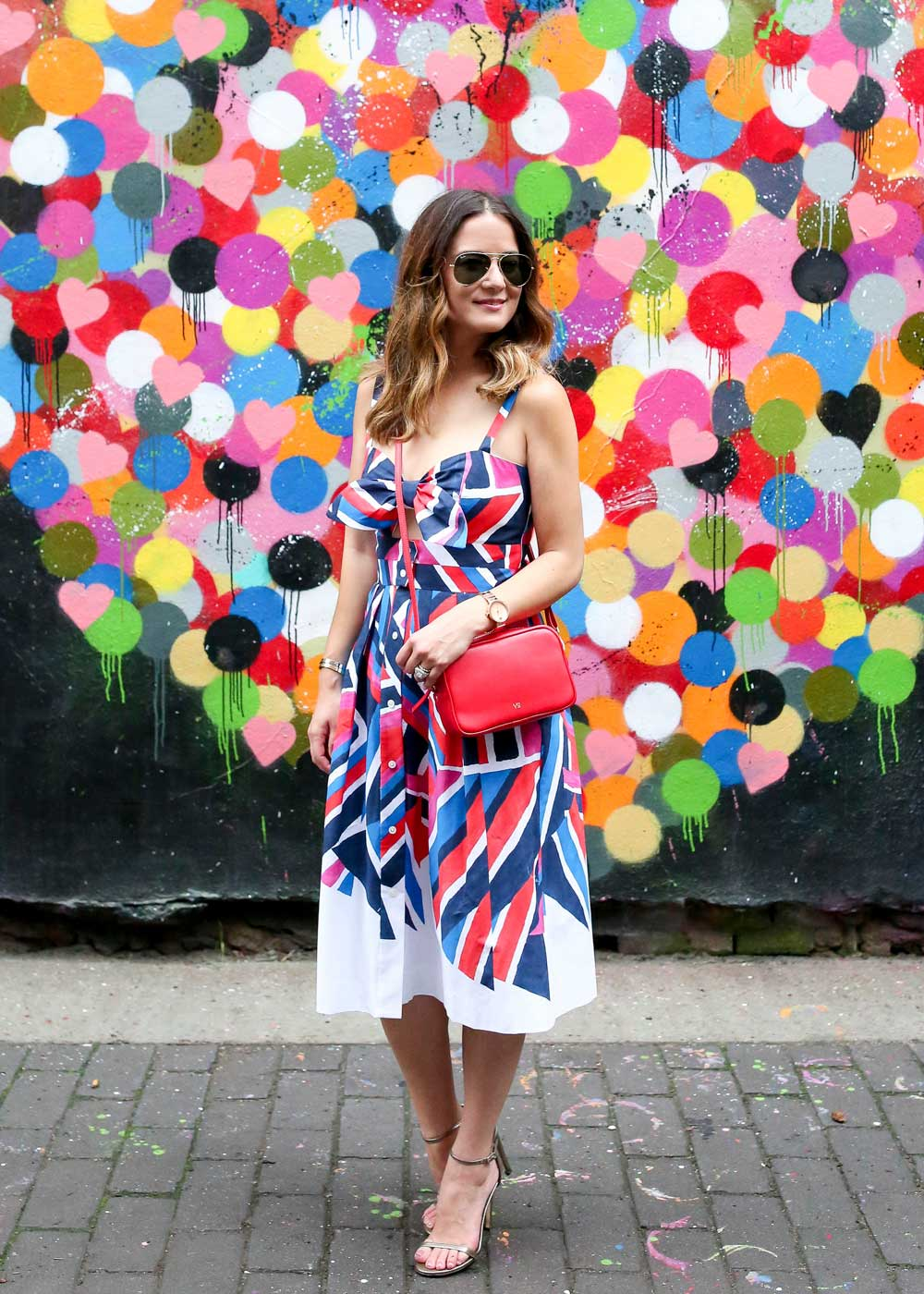 Colorful Milly Dress