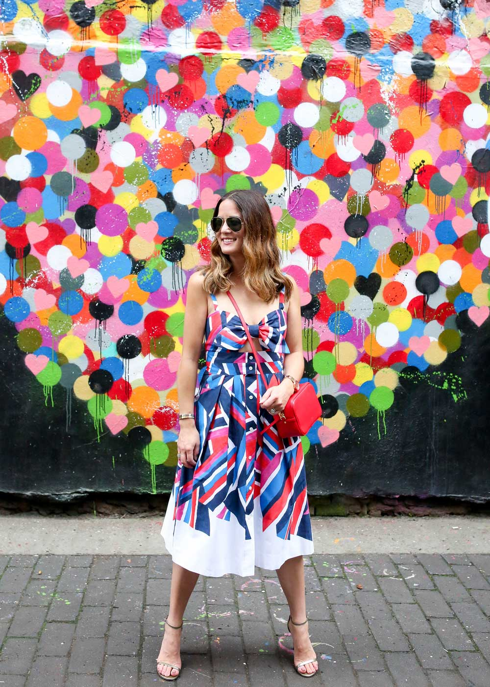 Milly Tie Dress