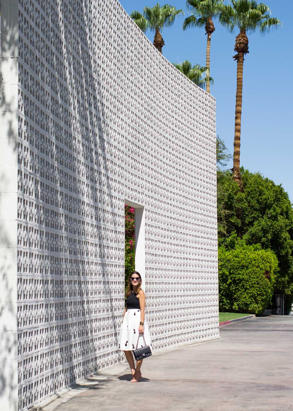 Parker Palm Springs White Wall