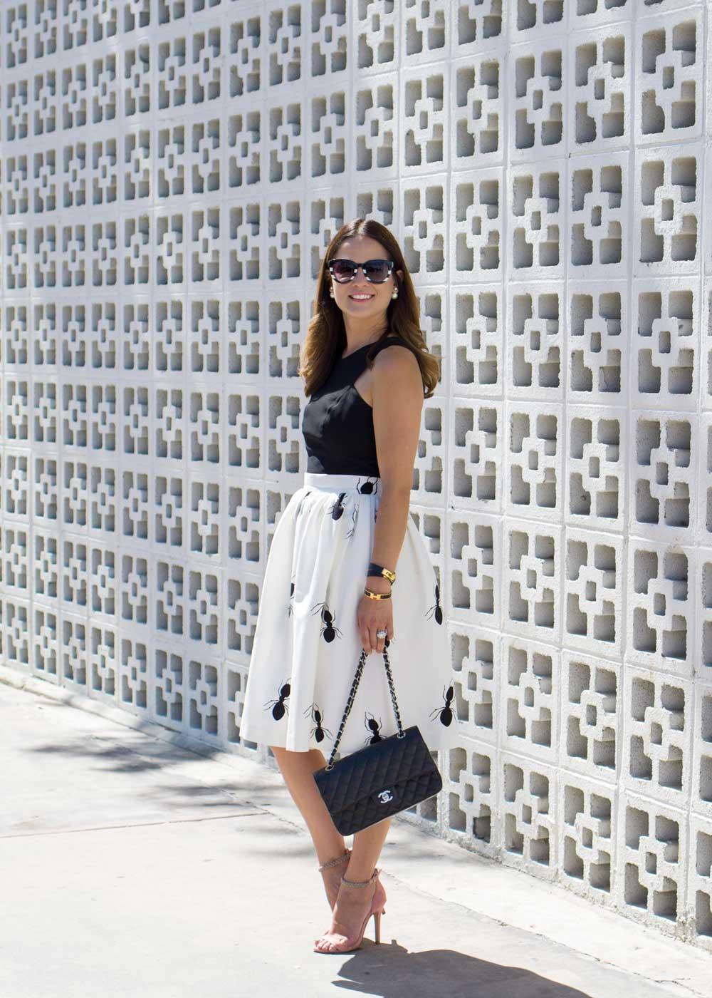 Parker Palm Springs Fashion Blogger