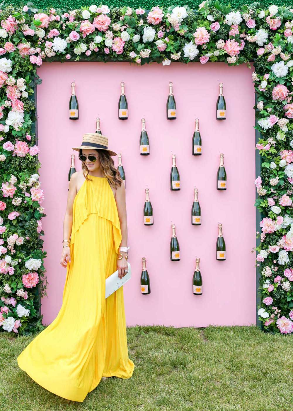 What to Wear to the Veuve Clicquot Polo Classic