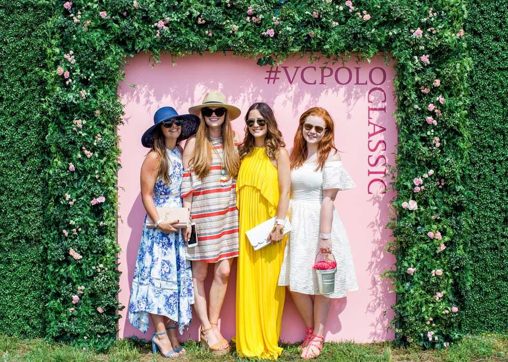 New York Bloggers Veuve Clicquot Polo Classic