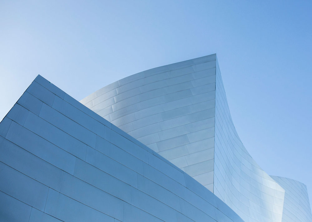 Disney Concert Hall Architecture Los Angeles