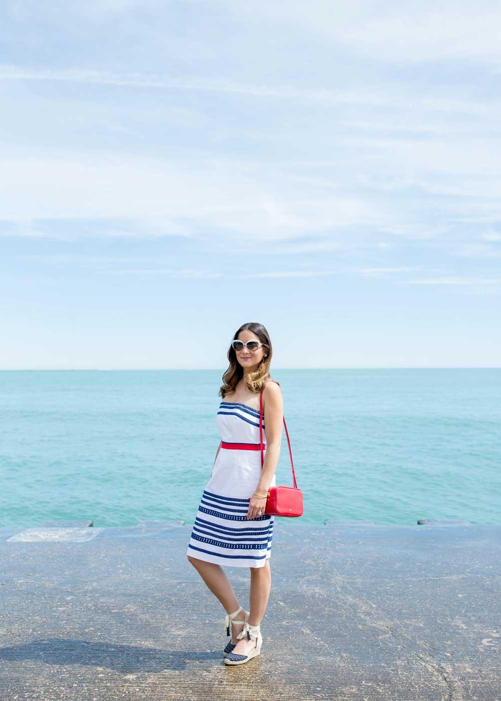 Chicago Blogger Lake Michigan