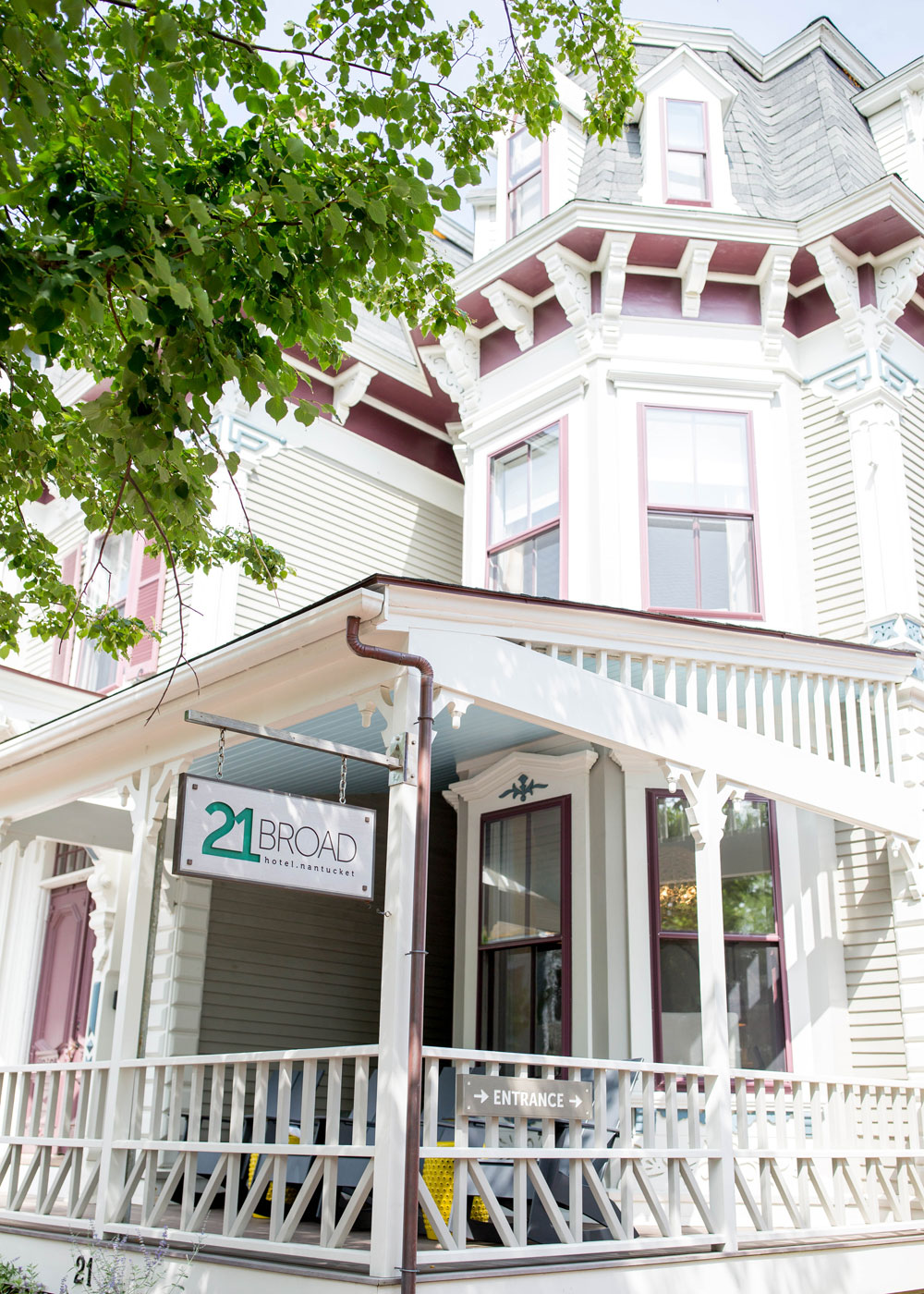 21 Broad Hotel Nantucket