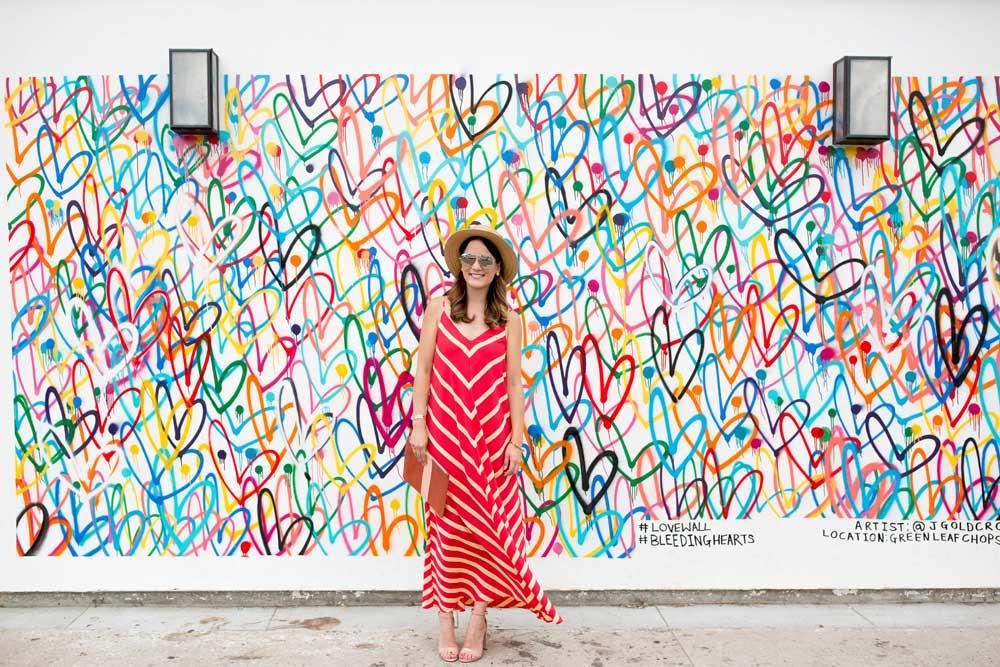 Love Wall Venice Beach