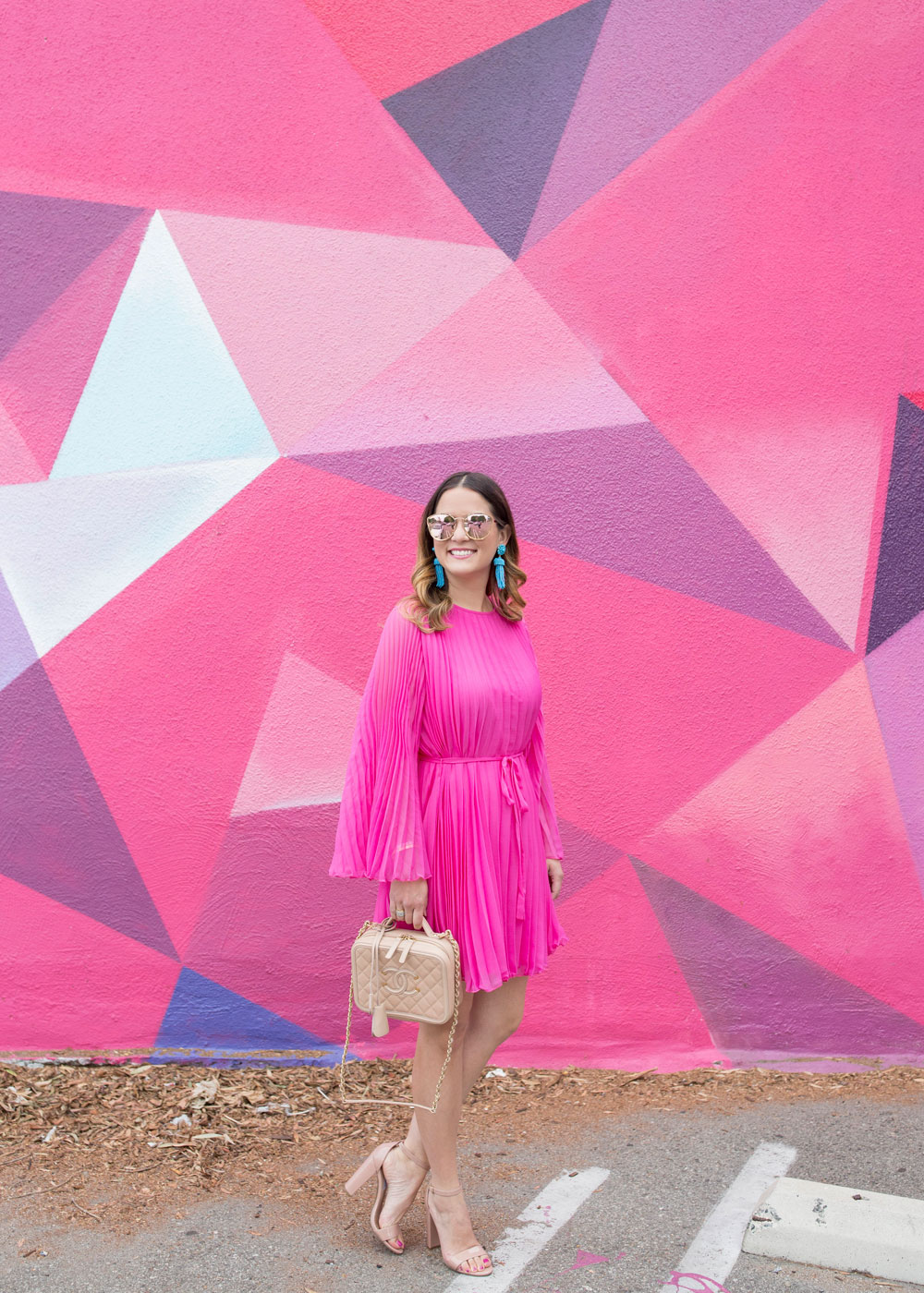 Venice Pink Wall