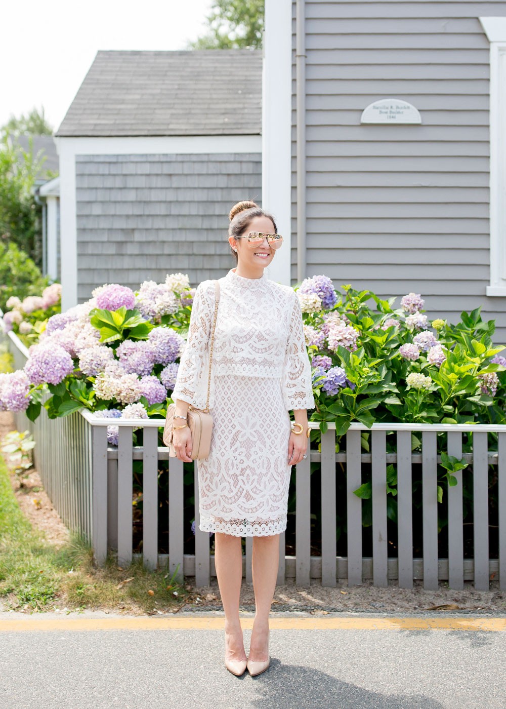 Fashion Blogger Nantucket