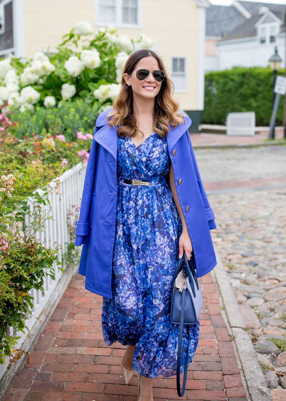 Kate Spade Hydrangea Dress