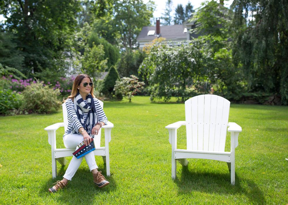 Kennebunkport Adirondack Chairs