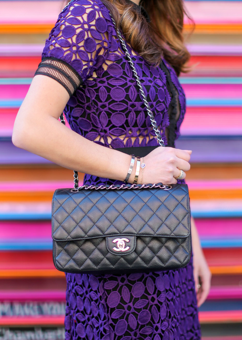 Chanel Quilted Medium Flap Bag