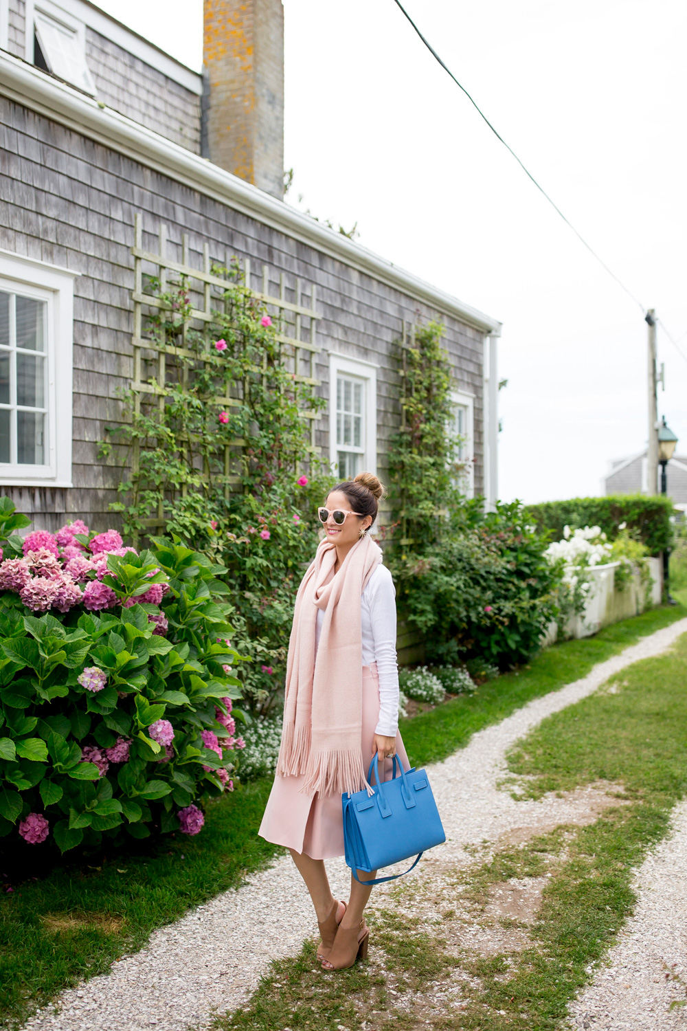Sconset Nantucket Blogger
