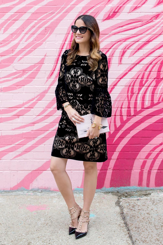 Chicago Fashion Blogger Street Style