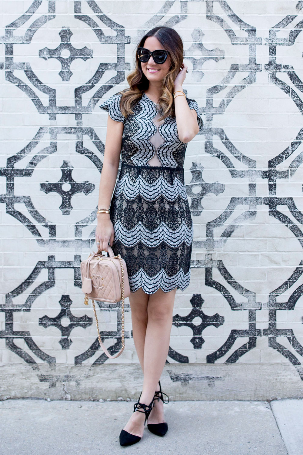 Nordstrom Rack Lace Dress