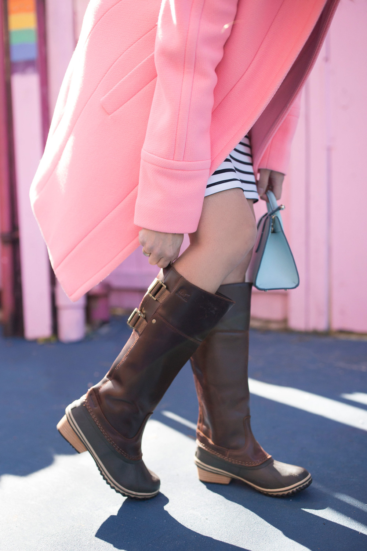 Sorel Slimpack Riding Boot Tall Zappos