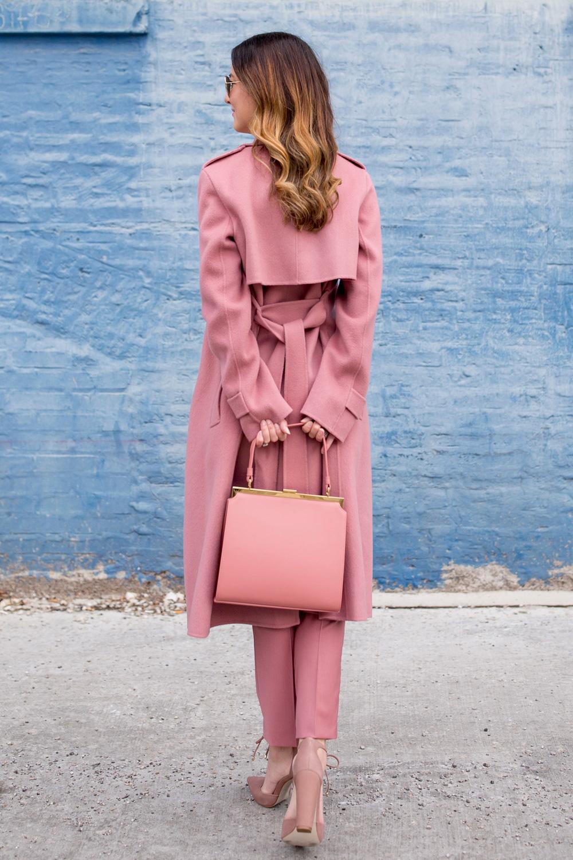 Pink Mansur Gavriel Bag