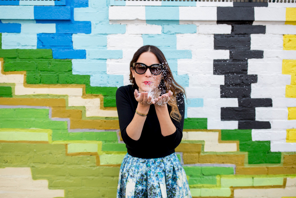 Multicolor Brick Wall Chicago