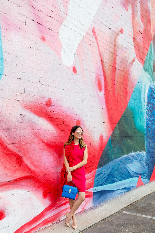 Los Angeles Colorful Street Art