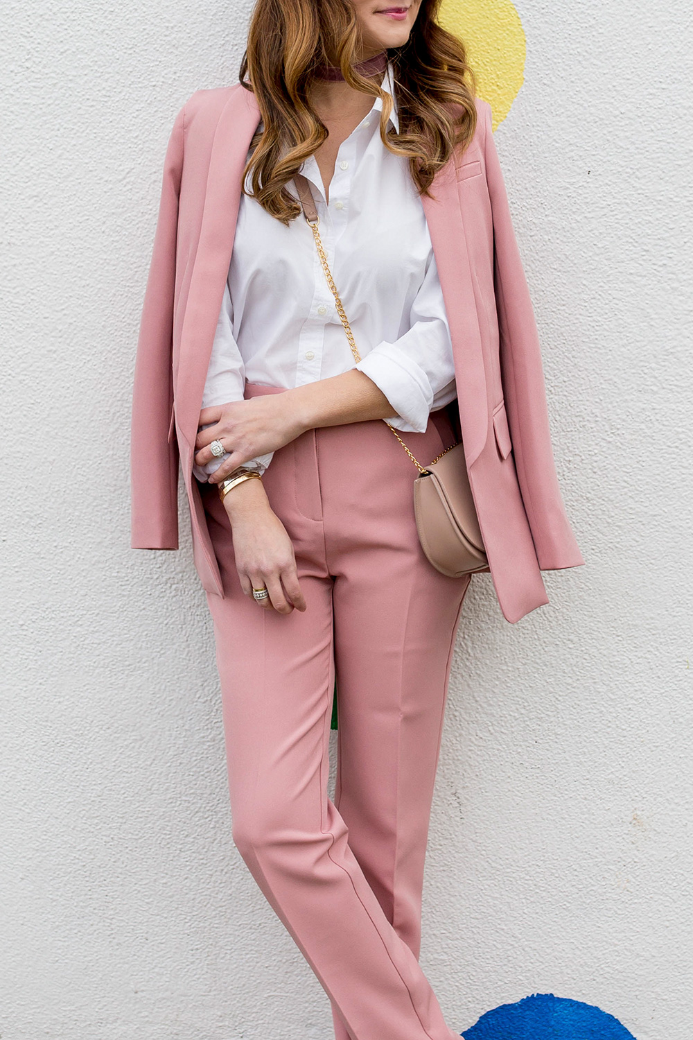 Blush Pink Outfit