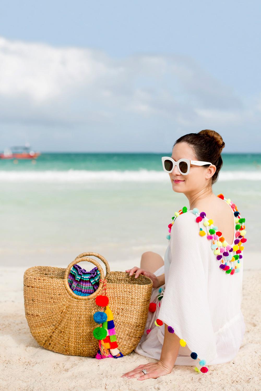 Céline White Sunglasses