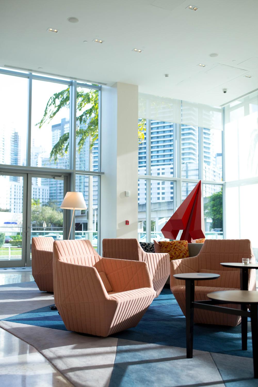 Atton Brickell Miami Lobby