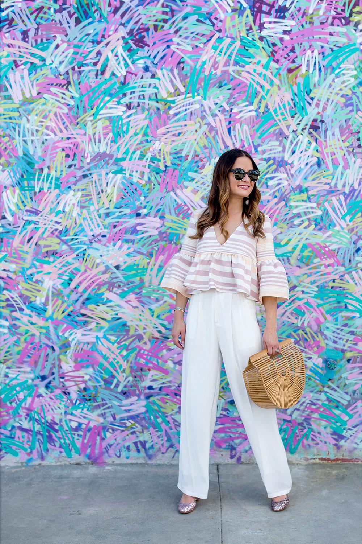 Colorful Murals Wynwood Miami