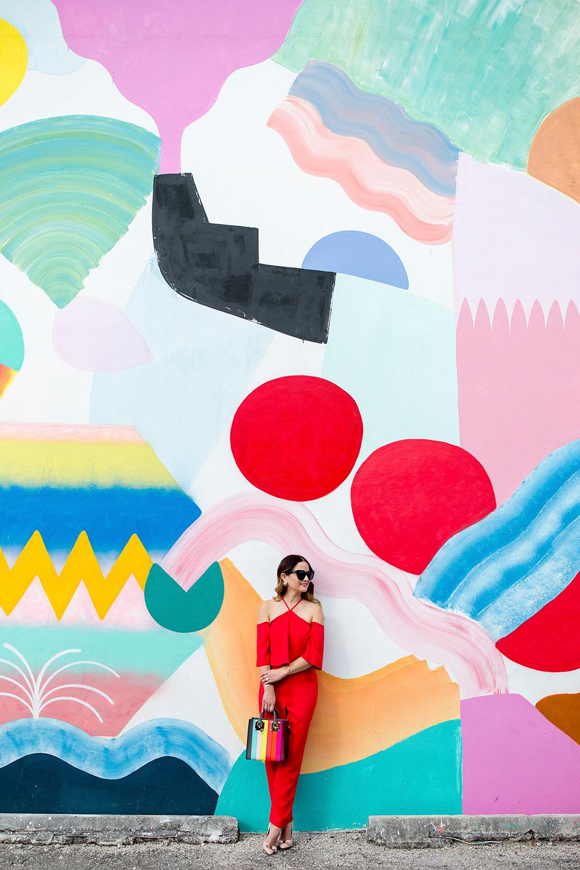 Multicolor Wall Miami Wynwood