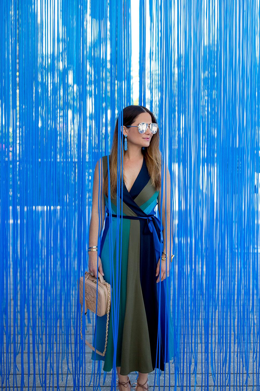 Perez Art Museum Miami Blue Strings
