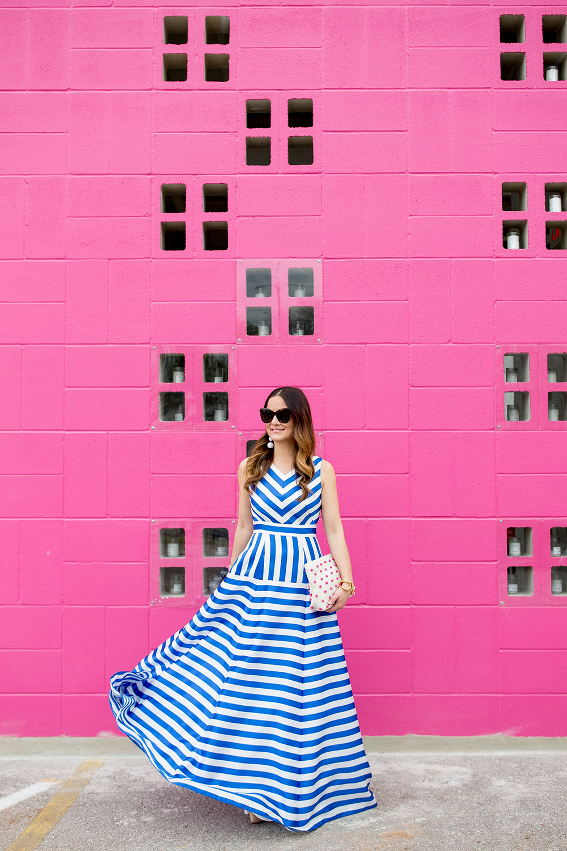 Austin Pink Wall